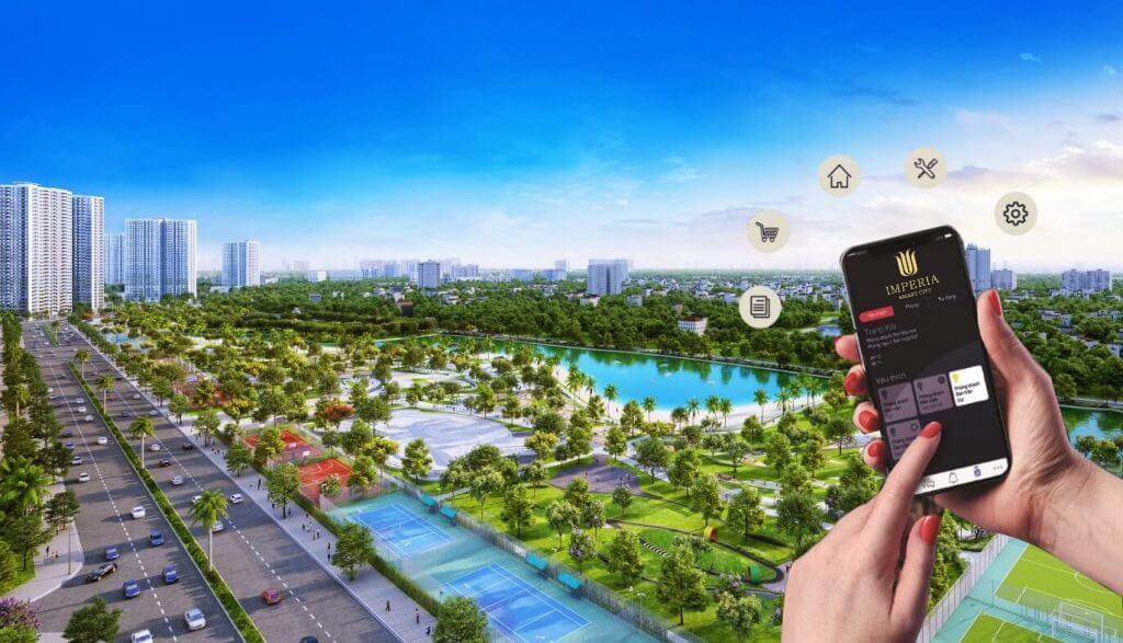MIK Group chuẩn bị ra mắt siêu dự án Imperia Smart City tại Tây Mỗ - 1